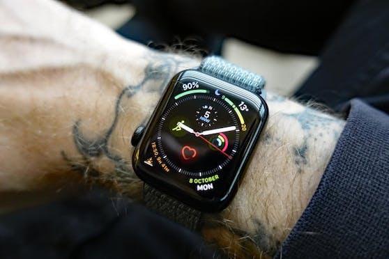 Der Testsieger Apple Watch Series 5