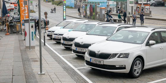 E-Autos in Linz