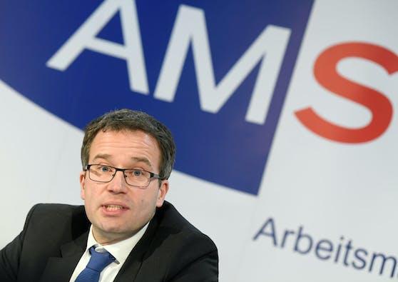 AMS-Chef Johannes Kopf