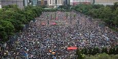 Jetzt hat China Hongkong endgültig im Griff