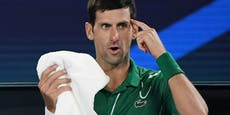Djokovic kontert Kritik und ist jetzt US-Open-Fan