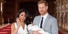 Royals müssen Weihnachten ohne Archie feiern
