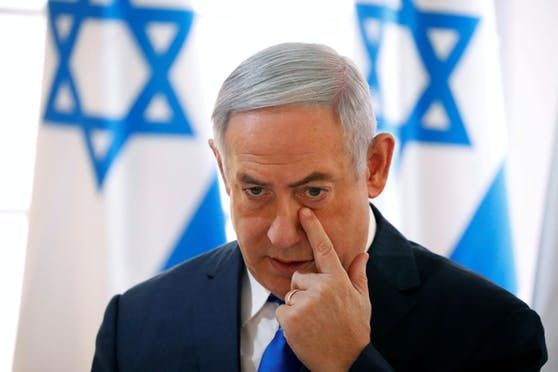 Der israelische Ministerpräsident Benjamin Netanyahu