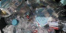 Das sind die größten Plastik-Sünder der Welt