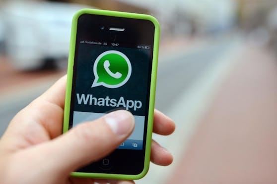 Im Jahr 2016 hatte Facebook begonnen, User-Daten mit WhatsApp zu teilen.