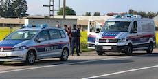 Wiener Polizei rettet Flüchtlinge aus polnischem Lkw