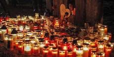 Wien: Trauermarsch für Tote in Beirut