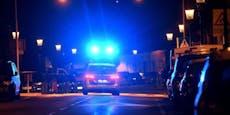 Nackter attackiert Polizisten mit Hammer und Schaufel