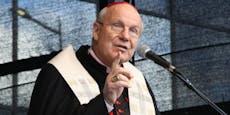 Kardinal Schönborn hält zu Ostern 6 Messen