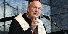 """Kardinal ruft auf: """"Unseren Hass bekommt ihr nicht"""""""