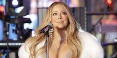 Mariah Carey bricht mit Weihnachtshit Spotify-Rekord