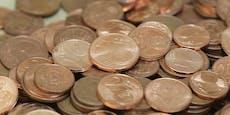 1- und 2-Cent-Münzen könnten bald abgeschafft werden