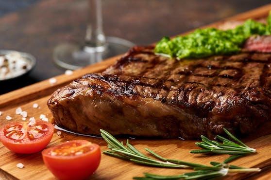 Corona-Verlierer? Das Interesse an Steak nahm stark ab.