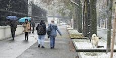 Kälte-Welle bringt bis zu minus 20 Grad in Österreich