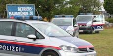 Nach Überfall in Salzburg - Erster Verdächtiger gefasst