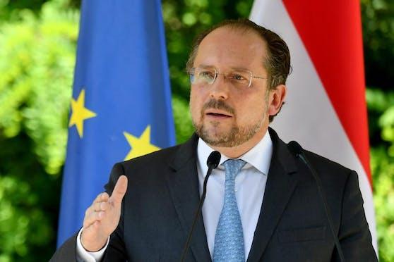 Ein konkretes Datum könnte es laut Außenminister Alexander Schallenberg bereits nächste Woche geben.