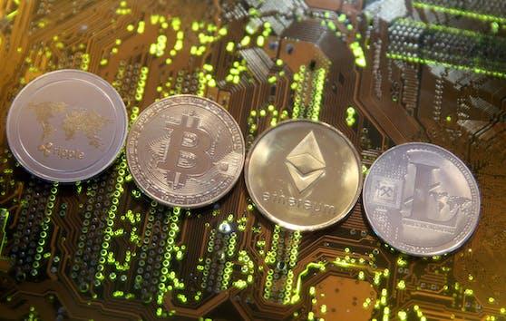 Die Finanzmarktaufsicht (FMA) warnt vor Betrugsfällen mit Kryptowährungen.
