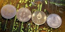 Dringende Warnung vor Krypto-Betrügern in Österreich