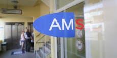 AMS: 1.118 € Gehalt für Maskenstricherl-Liste in Spital