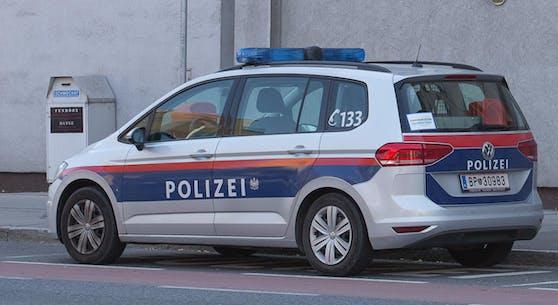 In Wien überführte die Polizei einen Mann bei Auto-Einbrüchen.