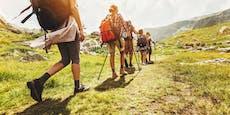 Diese Corona-Regeln gelten jetzt für Wanderer