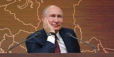 Putin bietet der Welt russischen Corona-Impfstoff an