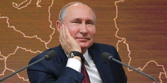Russlands Präsident Vladimir Putin hat beim G20-Gipfel der Welt seinen Impfstoff angeboten.