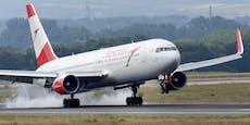 AUA fliegt ab Juli wieder auf der Langstrecke