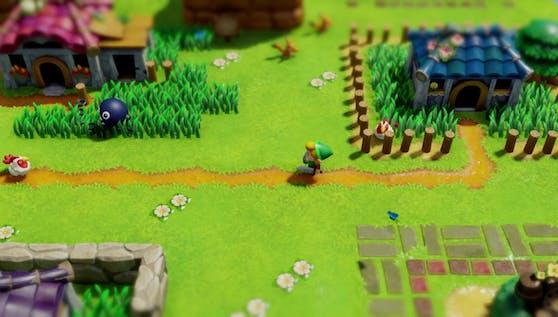 """Preisnachlässe auch auf """"The Legend of Zelda: Link's Awakening""""."""