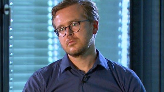 Frederik Obermaier war einer jener Aufdecker, der die Ibiza-Affäre ins Rollen brachte.