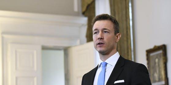 Der amtierende Finanzminister Gernot Blümel wird als Spitzenkandidat der ÖVP in die Wiener Gemeinderatswahl gehen.