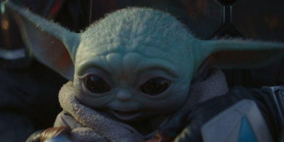 """""""The Mandalorian"""": Der Liebling der neuen Star Wars-Serie ist ganz klar Baby Yoda"""