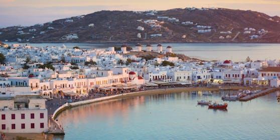Top-Destinationen für 2020: Mykonos