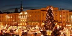 Trotz Corona: Christkindlmarkt in Linzer Innenstadt