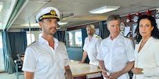 """Corona-Alarm an Bord des ZDF """"Traumschiffs"""""""
