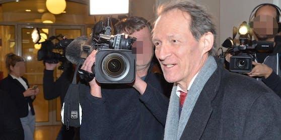 Anwalt Wolfgang Blaschitz bezweifelt die Zurechnungsfähigkeit seines Mandanten.