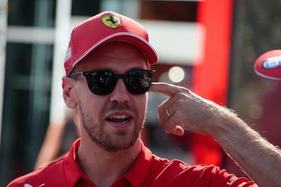 """Sebastian Vettel: """"In dieser Hinsicht haben wir versagt."""""""