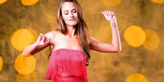 """Laura Müller im """"Let's Dance""""-Outfit"""