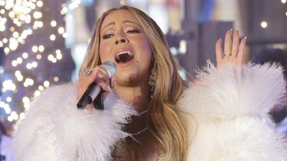 """Mariah Careys musikalischer Weihnachtswunsch """"All I Want For Christmas"""" zählt zu ihren größten Hits."""