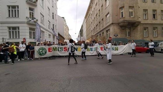 Bald gibt es wieder Klima-Demos in Wien.