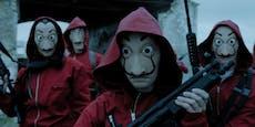 """Netflix-Serie """"Haus des Geldes"""" bekommt ein Remake"""