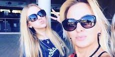 Claudia Norberg verteidigt Tochter Adeline