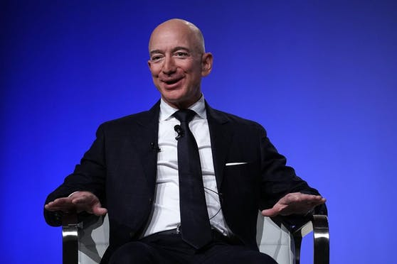Amazon-Chef Bezos verkauft Aktien im Wert von 6,7 Milliarden Dollar.