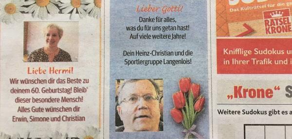 Krone News Heute