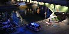 Filmten Zeugen brutalen Mordversuch in Wien?