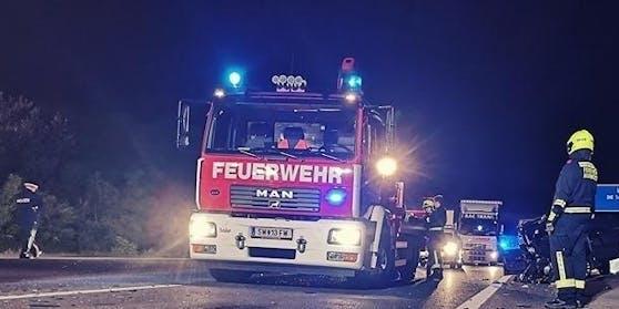 Die Polizei wurde Samstagabend in Unterpremstätten zum Unfall gerufen.