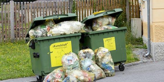 Es soll mehr recycelt werden.