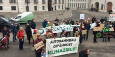 Klimaschützer protestieren nun gegen Klimabonus