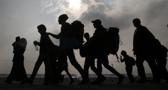 Im Coronajahr 2020 suchten14.192 Personen in Österreich um Asyl an.