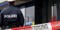 Banküberfall in Wien! Alarmfahndung nach Täter läuft